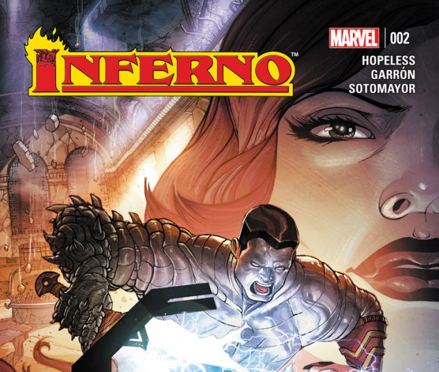 INFERNO 2 (SW, WITH DIGITAL CODE)