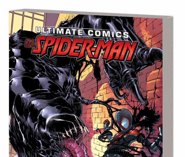 Miles Morales: Ultimate Spider-Man Ultimate Collection ...