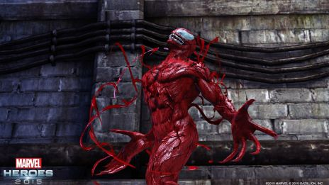 Carnage in Marvel Heroes 2015