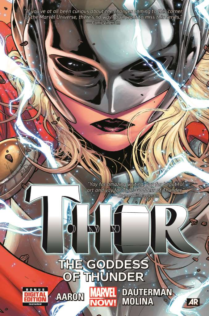 Thor: The Goddess of Thunder (Hardcover)