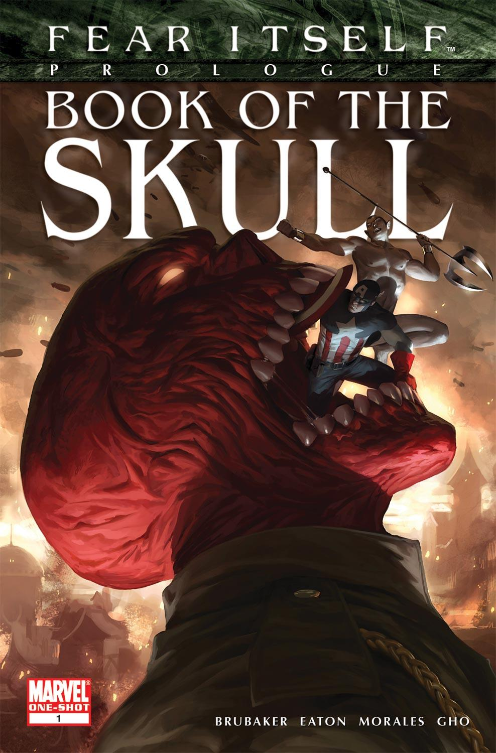 Fear Itself: The Book of the Skull (2011) #1