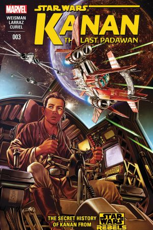 Kanan - The Last Padawan #3