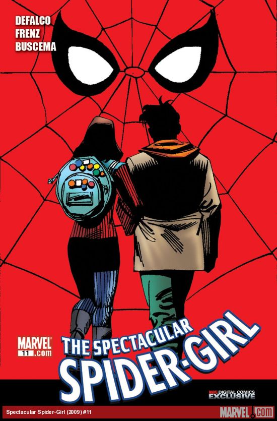 Spectacular Spider-Girl (2009) #11