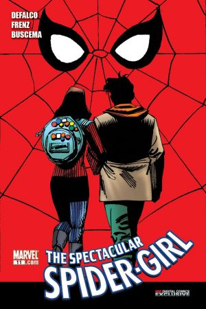 Spectacular Spider-Girl #11