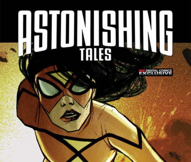 ASTONISHING TALES: ONE SHOTS (SPIDER-WOMAN) 1 cover