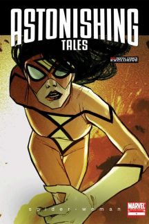 Astonishing Tales: One-Shots (Spider-Woman) Digital Comic #1