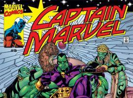 Captain Marvel (2000) #5