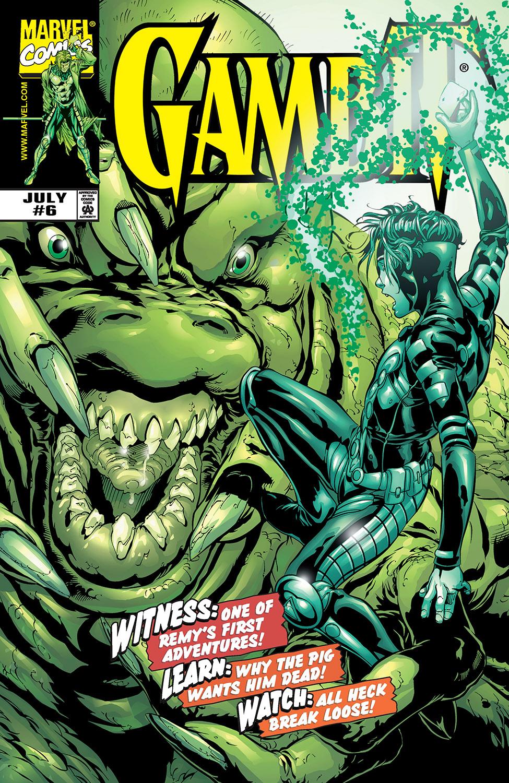 Gambit (1999) #6