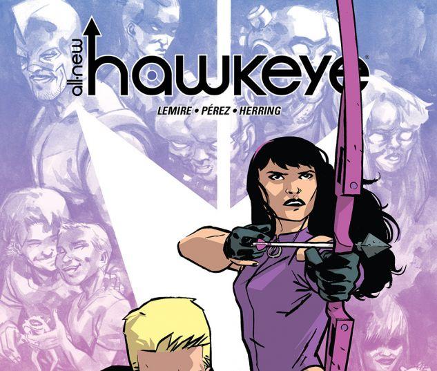 All New Hawkeye #4   NEW!!!