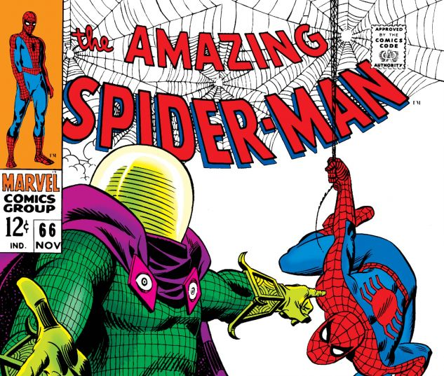 Amazing Spider-Man (1963) #66