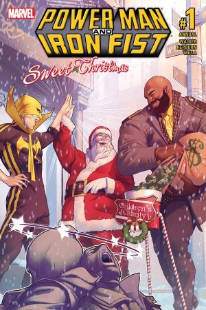 Power Man and Iron Fist: Sweet Christmas Annual (2016) #1