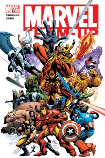 Marvel Team-Up (2004) #25