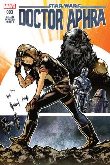 Star Wars: Doctor Aphra (2016) #3