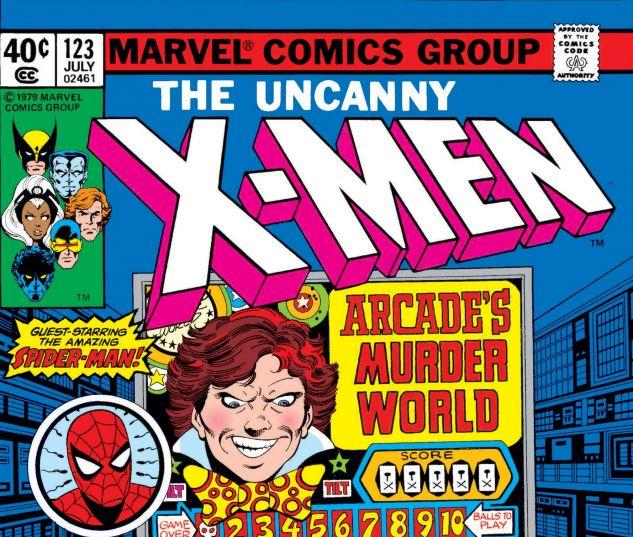 UNCANNY X-MEN (1963) #123