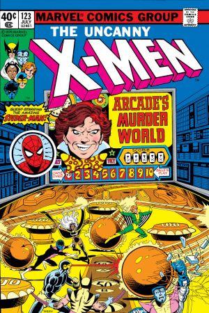 Uncanny X-Men #123