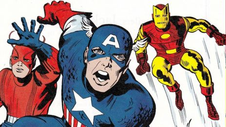 Marvel Top 10 Avengers Team