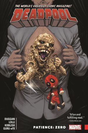 Deadpool: World's Greatest Vol. 6 - Patience: Zero (Trade Paperback)