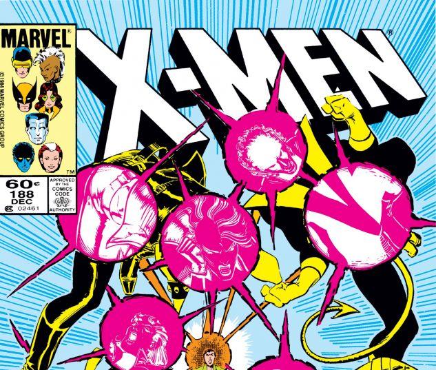 Uncanny X-Men (1963) #188