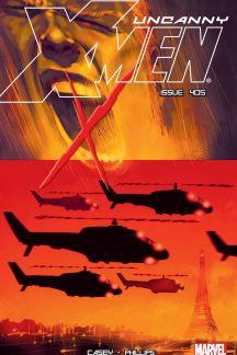 Uncanny X-Men #405