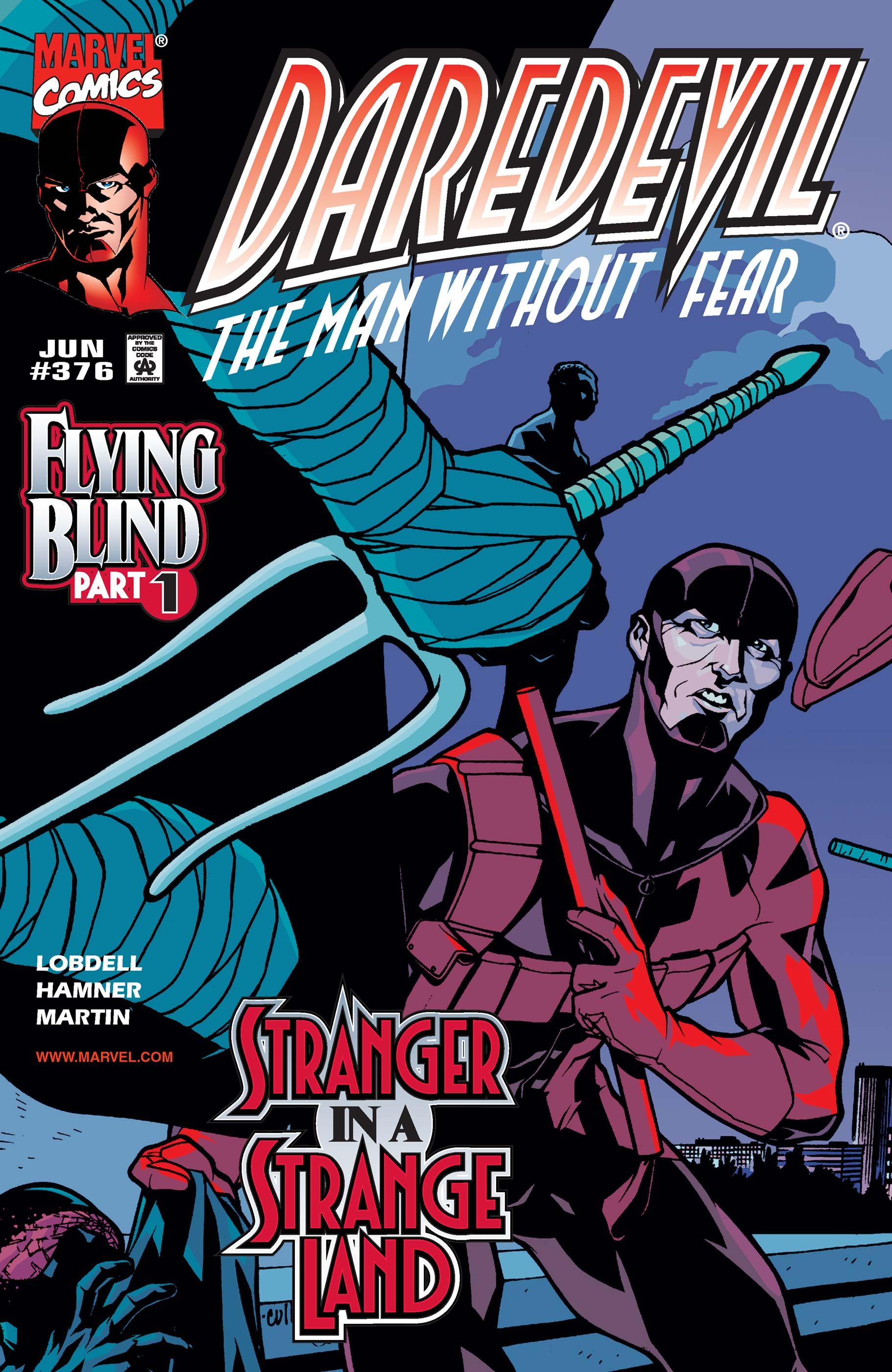 Daredevil (1964) #376