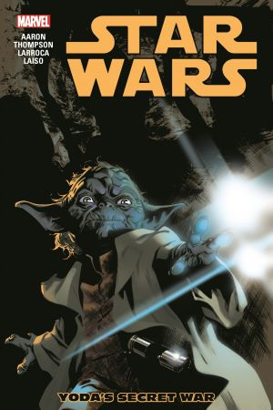 STAR WARS VOL. 5: YODA'S SECRET WAR TPB (Trade Paperback)