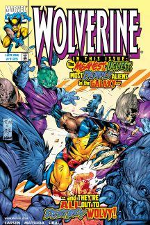 Wolverine #135