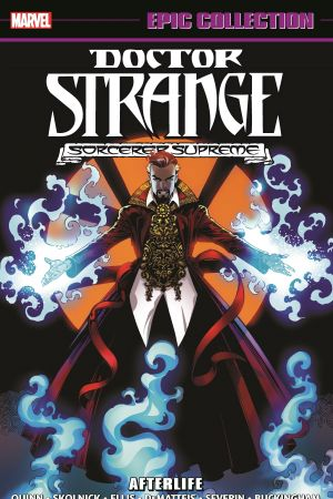 Doctor Strange Epic Collection: Afterlife (Trade Paperback)