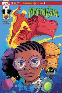 Moon Girl and Devil Dinosaur #25