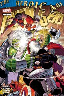 Avengers (2010) #6