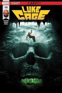 Luke Cage #168