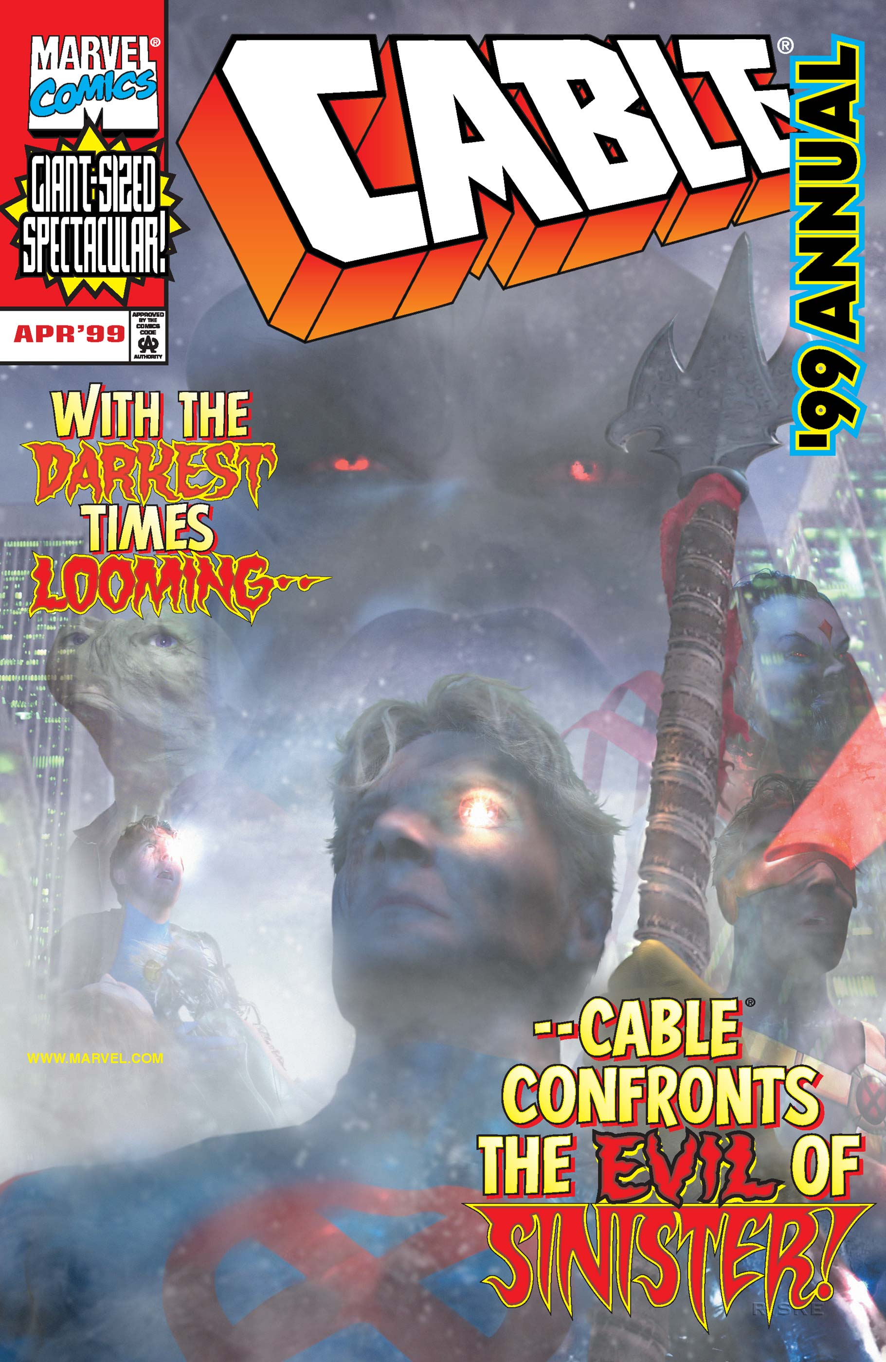 Cable Annual (1999) #1