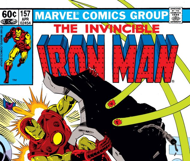 Iron Man (1968) #157