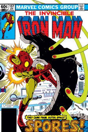 Iron Man #157