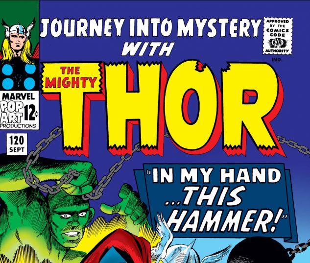 Journey Into Mystery (1952) #120