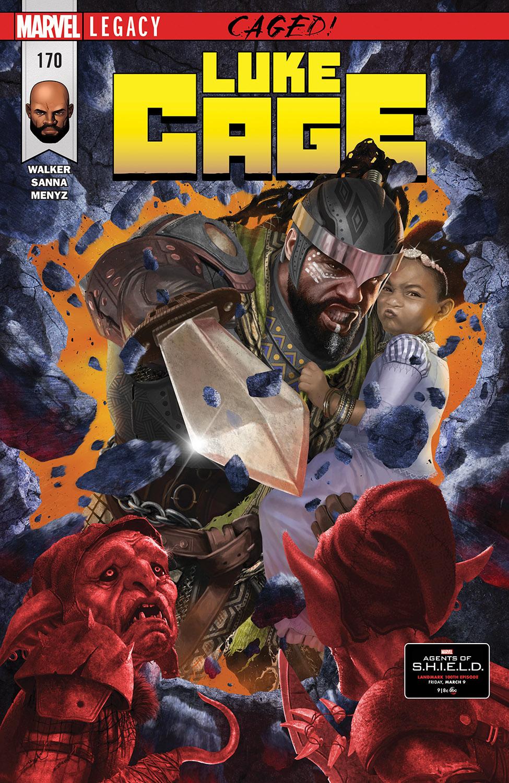 Luke Cage (2017) #170
