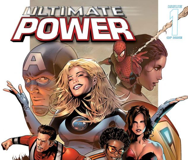 ULTIMATE POWER (2006) #1