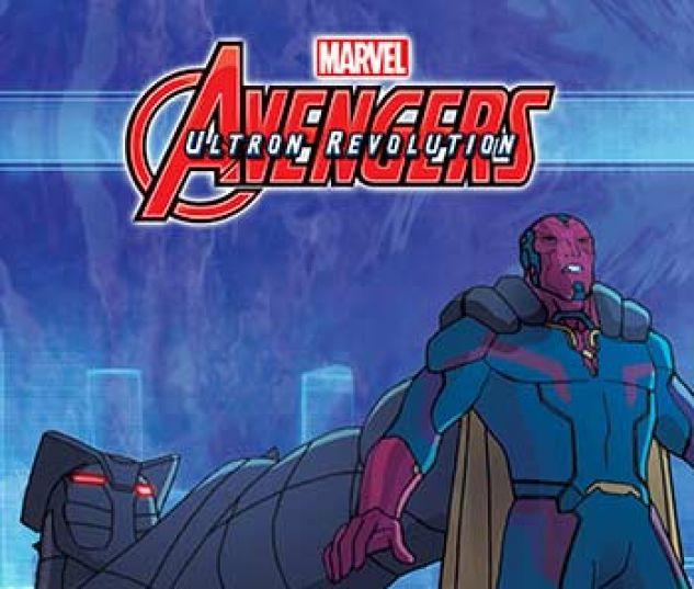 cover from Marvel Universe Avengers: Ultron Revolution (Digital Comic) (2017) #16