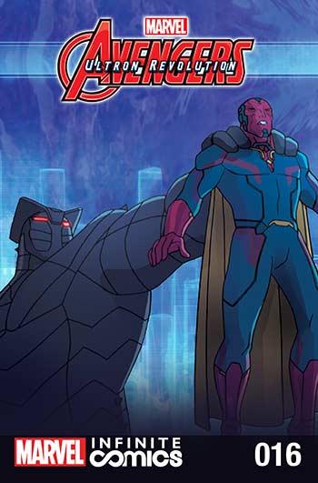 Marvel Universe Avengers: Ultron Revolution (2017) #16