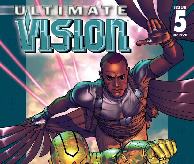 ULTIMATE VISION (2006) #5