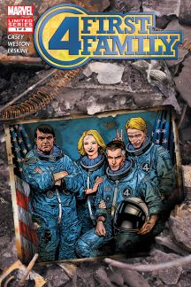Fantastic Four: First Family (Trade Paperback)