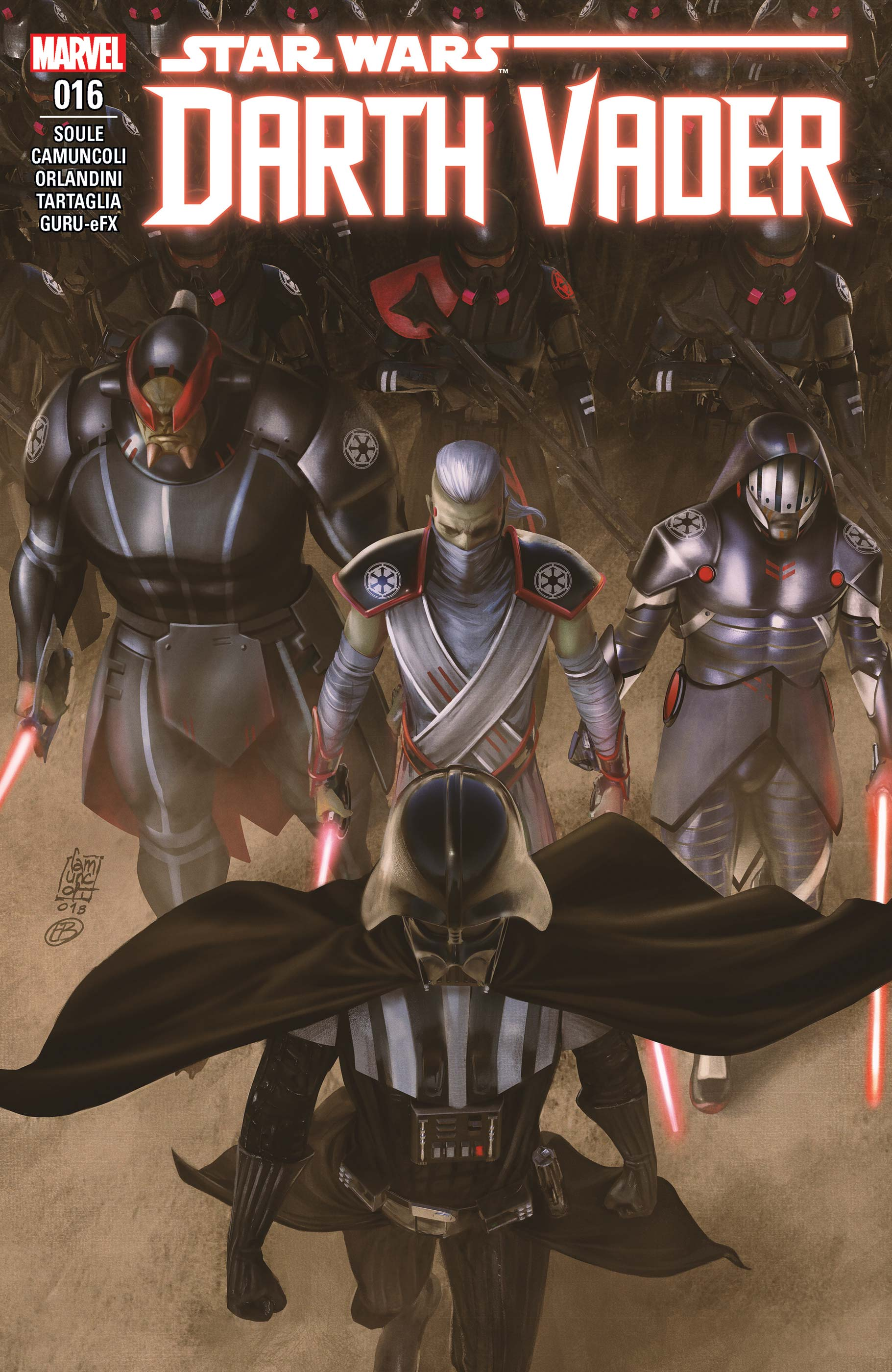 Darth Vader (2017) #16