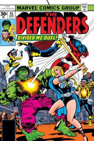 Defenders (1972) #45