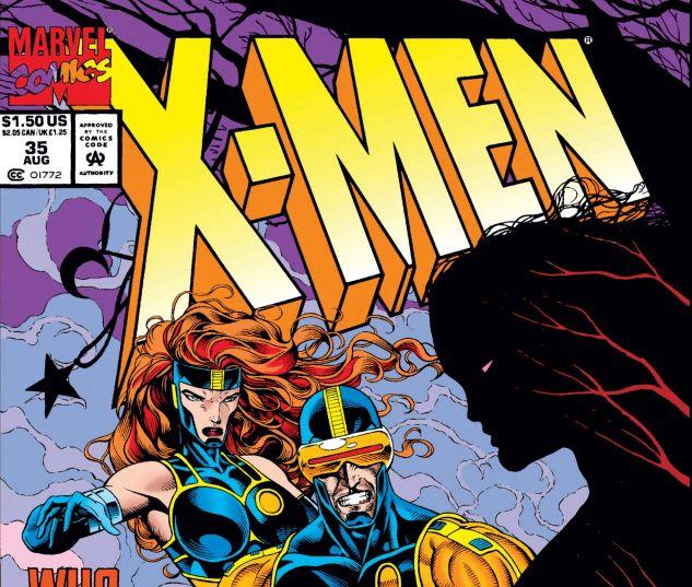 X-MEN (1991) #35