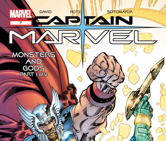 Captain Marvel (2002) #7