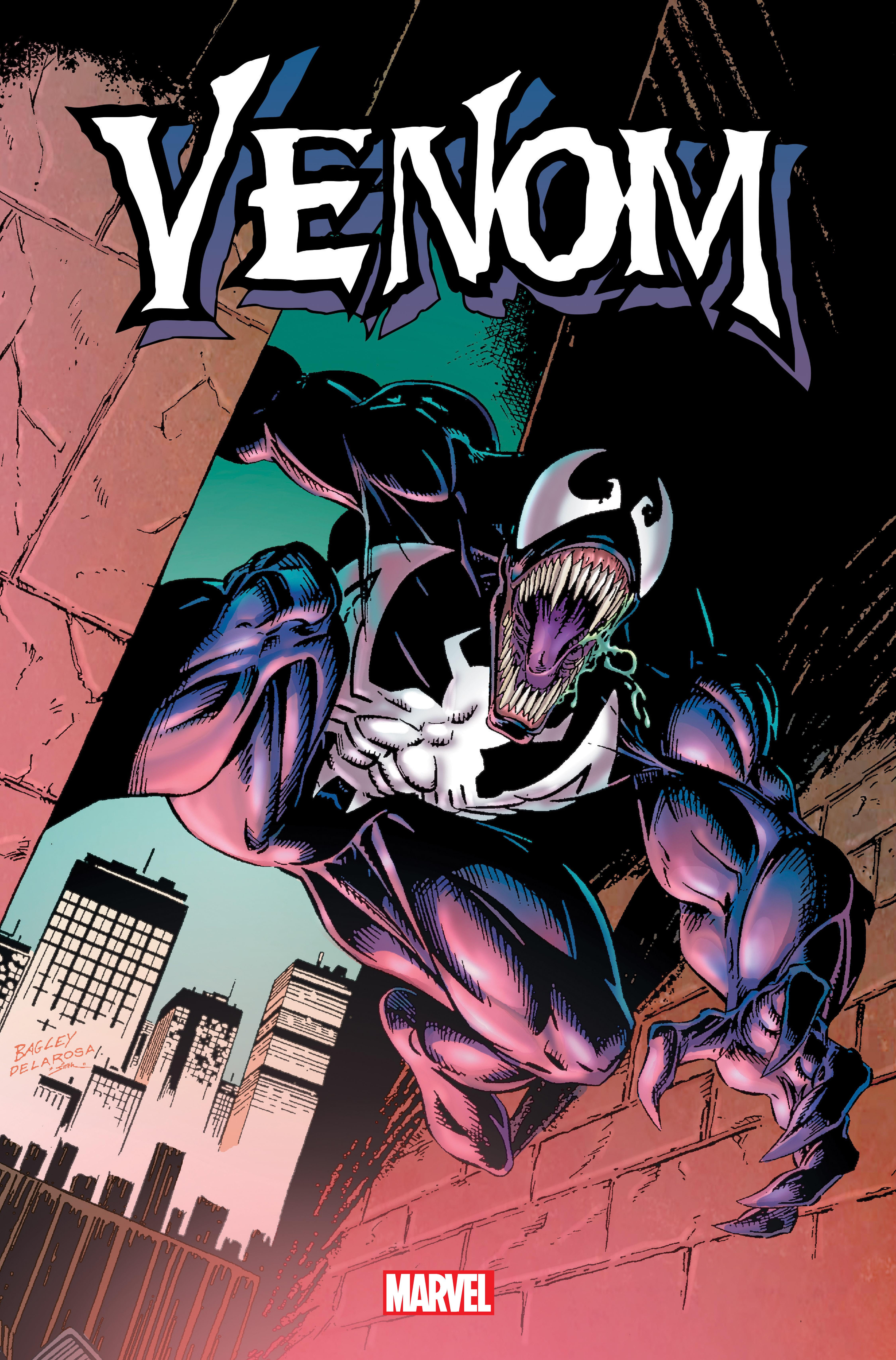 Venomnibus Vol. 1 (Hardcover)