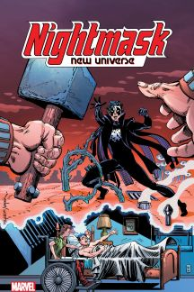 Nightmask: New Universe (Trade Paperback)