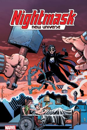 Nightmask: New Universe (Trade Paperback)