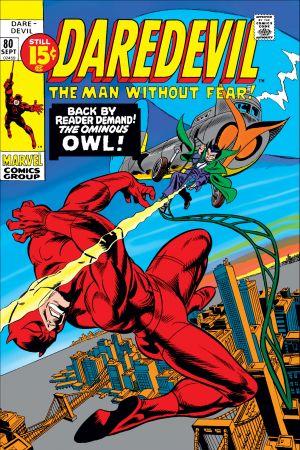 Daredevil (1964) #80