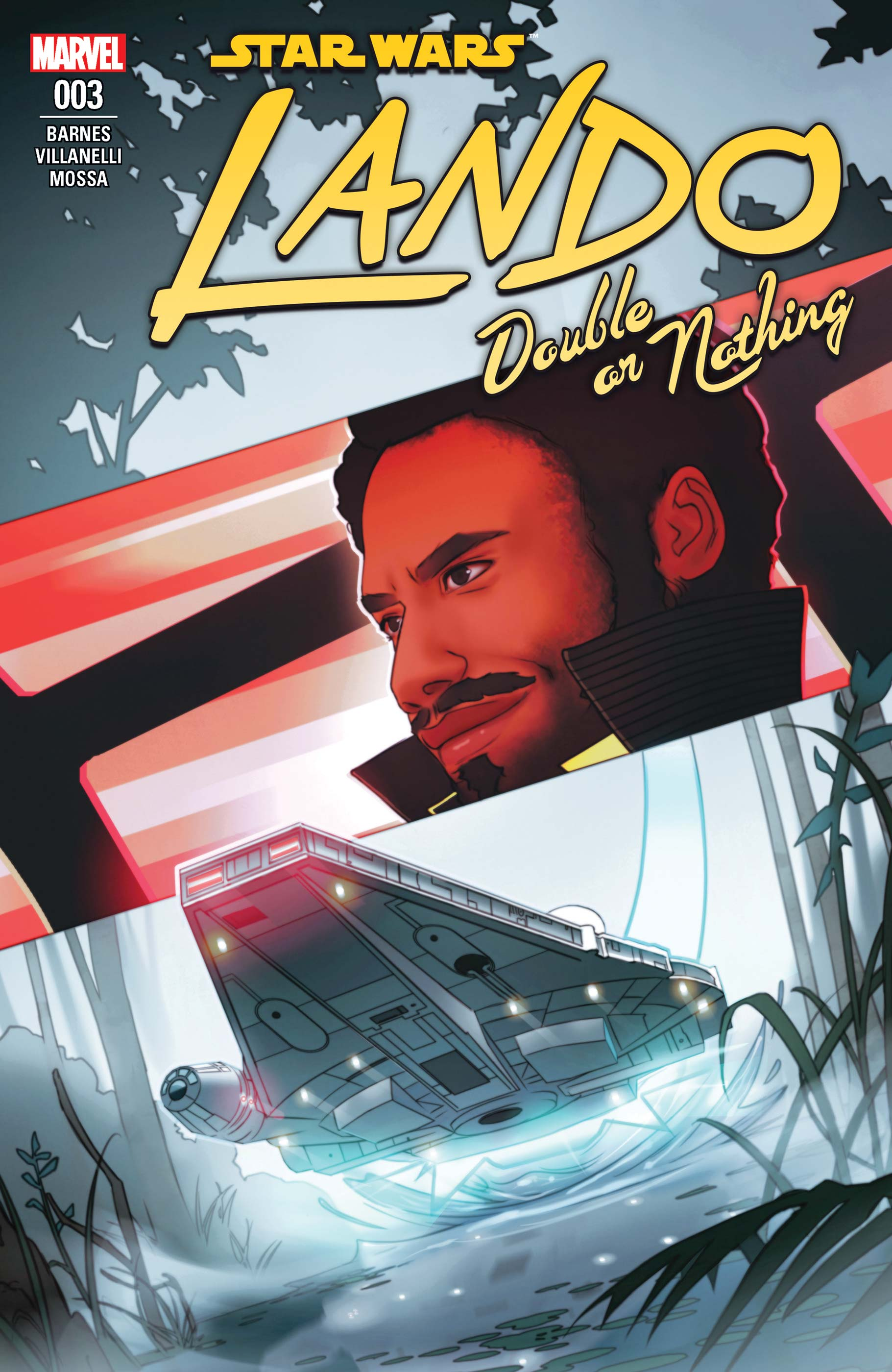 Star Wars: Lando - Double or Nothing (2018) #3
