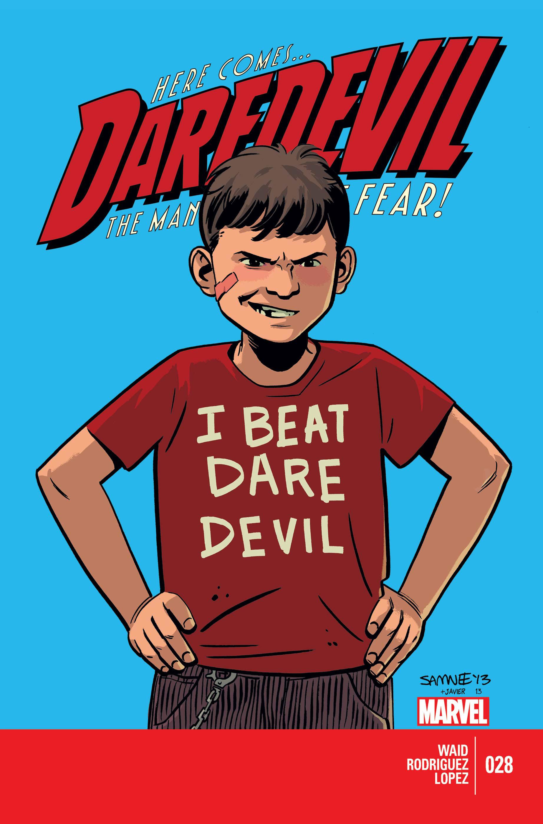 Daredevil (2011) #28